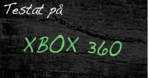 testat på xbox360